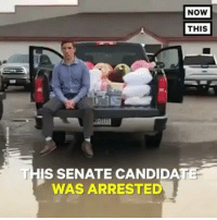 "Memes, Nationwide, and youtube.com: NOW  THIS  IS SENATE CANDIDA  WAS ARRESTED What is this gentleman's name ?  It's incredible they're aren't more people out helping him #thisisamerica #Repost @cabbiecat ・・・ RepostBy @abifabi_: ""Shame on them . They are just kids 😠 Full video on my YouTube channel Link in bio"" (via #InstaRepost @EasyRepost) @aclu_nationwide @realdlhughley @cedtheentertainer @bigcitric @roxarroyo58 @ivancejatv @deportedveteran @djmannymills @djvice"