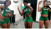 A real life Cool Runnings.   via NowThis: Now  THIS  THIS  NIGERIA  ERIA  NIGER A real life Cool Runnings.   via NowThis