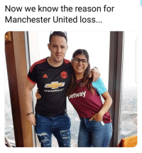 Memes, Manchester United, and United: Now we know the reason for  Manchester United loss.  CHEVROLE  etway