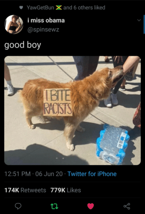 Now who's a good boy? (via /r/BlackPeopleTwitter): Now who's a good boy? (via /r/BlackPeopleTwitter)