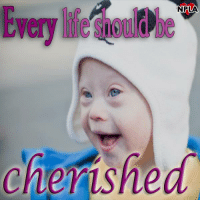 Every life is sacred!: NPLA  cherished Every life is sacred!
