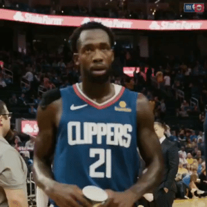 TNT deleted this Patrick Beverley video... https://t.co/S0GoagcZdM https://t.co/CpauhTh9zB: NRA NT  SdFrm  CLIPPERS  21 TNT deleted this Patrick Beverley video... https://t.co/S0GoagcZdM https://t.co/CpauhTh9zB