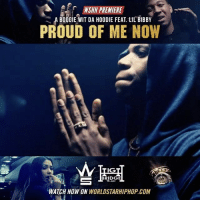 "Lil Bibby, Memes, and Worldstarhiphop: NSHH PREMIERE  A BOOGIE WIT DA HOODIE FEAT. LIL BIBBY  PROUD OF ME NOW  IG  BRIDGE  WATCH NOW ON  WORLDSTARHIPHOP.COM WSHH Premiere @ArtistHBTL Feat. @LilBibby_ ""Proud Of Me Now"" LiveNow Exclusive ABoogie LilBibby ProudOfMeNow dir- @dabigpicture"