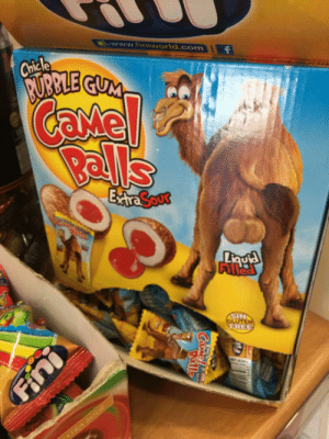 Candy, Store, and  Gum: NSNorid.comF  Chicl  GUM Spotted in a candy store