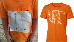 Tennessee, University, and Via: NT A child was bullied by peers for making his own University of Tennessee shirt since he didn't have any of their apparel. University of Tennessee made it into an official t shirt. via /r/wholesomememes https://ift.tt/2ZRmXwf