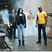 Memes, Nova, and 🤖: ntem THE DEFENDERS A nova série que vai reunir Luke Cage, Jessica Jones, Punho de Ferro, Demolidor