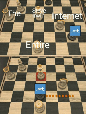 Ass, Bored, and Meme: nternet  rwi  ire  PCTA Got bored, spent too much time making an anti PETA meme with chess and this shitty ass meme is the result