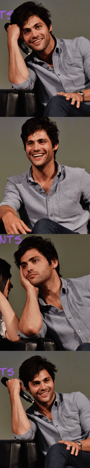 Tumblr, Blog, and Http: NTS abercrombee: mattdaddariosource: Matthew Daddariophotographed at the Hunters Of Shadow Convention | Paris, June 17th 2018. …….i'm ready to risk it all…  he has to be one of the finest white meats out there like i would unhinge my jaw to fit his leg into my esophagus