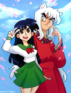 nikkthehuman:   Daily Doodle #136 Wooop! Fan art of Inuyasha, the first anime I ever finished, all 130+ episodes! I fudging loved this series so much. If there's one ship I ship, it's this ship, Inuyasha and Kagome, my ship is TRUE AND PURE DeviantArt | ✧ | Tumblr | ✧ | Pinterest | Facebook ———————————— The Comic || ☆(◒‿◒)☆ || The Comic's Blog || Comic's Facebook || Comic's DA Group Store!Redbubble! + PATREON! : NuKhuHumtN nikkthehuman:   Daily Doodle #136 Wooop! Fan art of Inuyasha, the first anime I ever finished, all 130+ episodes! I fudging loved this series so much. If there's one ship I ship, it's this ship, Inuyasha and Kagome, my ship is TRUE AND PURE DeviantArt | ✧ | Tumblr | ✧ | Pinterest | Facebook ———————————— The Comic || ☆(◒‿◒)☆ || The Comic's Blog || Comic's Facebook || Comic's DA Group Store!Redbubble! + PATREON!