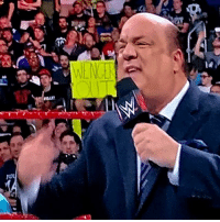 """Memes, World Wrestling Entertainment, and Wwe Raw: nurt  rou Of course there was another """"Wenger Out"""" sign at WWE Raw last night. 😂 -- 💰- @ODDSbible 🐶 - @PRETTY52 📸 - @LENSbible 📖 - @FACTSbible 😂 - @LADbible ⚽ - @SPORTbible 🍔 - @FOODbible 🕹 - @GAMINGbible"""