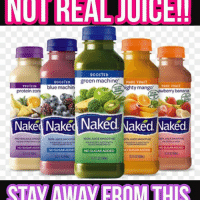 "Friends, I Bet, and Instagram: NUTREAL JUICE!!  BOOSTED  green machine  BOOSTED  Aighty PIOTEIN  blue machin  mango  Awberry banana  protein zonu  Naké Naked Naked Nakéd aked.  10ONNICESIMOOTHIE  NORUCARADDED  NOSUGARADOen NOSUGARADDED  NOSUGARADOED  STAVAIMAVERnMTHIS Repost @knowledge_1s_power ・・・ 😷Friends don't let friends drink formaldehyde. PepsiCo (the parent brand of Naked drinks) settled a 9 million dollar lawsuit because they claimed their Naked drinks were all-natural. They actually were found to have a bunch of nasty chemicals in them including formaldehyde (keeps your dead body preserved- no thanks), Fibersol-2 (""a soluble corn fiber that acts as a low-calorie bulking agent""), fructooligosaccharides (an alternative sweetener), other artificial ingredients, such as calcium pantothenate (synthetically produced from formaldehyde), and genetically-modified soy. They never recalled the drinks off the shelves. They never reformulated. Wanna know what they did in compliance with the lawsuit? They had to remove the word ""NATURAL"" from the label. It's still the same toxic concoction I was forcing my kids to drink because I believed they were good for us. Please dump this nasty junk down the drain if you have it in your house. Don't buy the harmful chemicals these companies hide in their ""natural drinks"". Tag your friends who drink Naked brand drinks. I bet they don't know how harmful they are !! blackhealth blackhealthmatters fakejuice soy gmo cancer - govegan vegan knowledgeispower cityovgods proliferatetruth unite higherconsciousness higherperspective instagram picoftheday truth message"