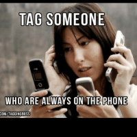 lebanesememes: TAG SOMEONE  WHO ARE ALWAYS ON THE PHONE  COMITAGGINGBOSS lebanesememes