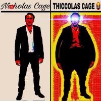 Memes, 🤖, and Caging: Nwholas Cage THICCOLAS CAGE