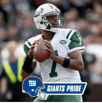 According to bleacher report & USA Today Geno Smith will be visiting with the Giants today 🤔🤔🤔 GiantsPride 🏈: ny  GIANTS PRIDE According to bleacher report & USA Today Geno Smith will be visiting with the Giants today 🤔🤔🤔 GiantsPride 🏈