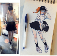 Monochrome summery outfit of the day ! I got a super cute cap and nya bag from Kaomoji + a bunch of candy from their trip to thailand, and they got some prints of mine at Abunai!con last weekend! Been wearing this cap out getting groceries this week! They're super nice people and I wish we could've chilled longer, but luckily it was busy at both our tables, too~  Thanks again guys ;_; ✨💕  I hope you're all doing well here! Thanks for being patient while I was a bit inactive! I can't wait to draw more again! 💕✍  www.instagram.com/cyarine: NY  REした? Monochrome summery outfit of the day ! I got a super cute cap and nya bag from Kaomoji + a bunch of candy from their trip to thailand, and they got some prints of mine at Abunai!con last weekend! Been wearing this cap out getting groceries this week! They're super nice people and I wish we could've chilled longer, but luckily it was busy at both our tables, too~  Thanks again guys ;_; ✨💕  I hope you're all doing well here! Thanks for being patient while I was a bit inactive! I can't wait to draw more again! 💕✍  www.instagram.com/cyarine