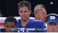Football, Nfl, and Sports: NYG 3DAL 16 4th 6:19 :121st & 15 New season, same face https://t.co/5slQ4sdXd6