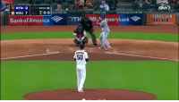 Memes, Astros, and 🤖: NYM O  HU 30-0HOUSTON CO  PITCH 46  SNY  ASTROS.COM  ASTROSDEHOUSTON COM  RTIC  YOU WIN  FU  S0 The coolest thing ever to happen to an announcer! 😂 https://t.co/IdQFGpY6Wh