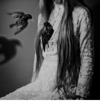 Tumblr, Blog, and Heart: nymerias-wrath: Heart by Laura Makabresku