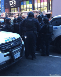 Memes, New York, and Police: NYPD  5558s S  POLICE  18516  @cannolifactory PHOTO shows police responding to the scene after an explosion occurred near New York City's Port Authority bus terminal.