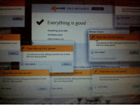 Internet, Tumblr, and Windows: o avosl FREE ANTIVIRUS GRADE  Your Intemet secuily set  files from being opened  ngs prevented one or more  Show  Everything is good  Everything up-to-date  All shields active  Silent mode is on:  Windows Security  ed  These files can't be opened  bre  ity  Your Internet security settings prevented one or more  files from being opened  evented one or more  These files can't be opened  Show details  Close  Your Internet security settings prevented one or more  files from being opened  Show details  Close  Windows Security  These files can't be opened  These files can't be opened  opened  Your Internet security settings prevented one or more  files from being opened.  Your Internet security settings prevented one or  files from being opened.  Your Internet security settings prevented one or moce  files from being opened.  Show details  Show detais  CloseShow details porkskins: motdef:  I can't even open a program to screenshot this  everything is good