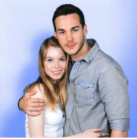 Birthday, Funny, and Memes: o [Bloody Night Con 5] Happy 29th Birthday & best wishes to @christophrwood ❤ This is from 2015, when I met him. He's such a nice and funny guy and I wish I could meet him again 😍 Please tag him!