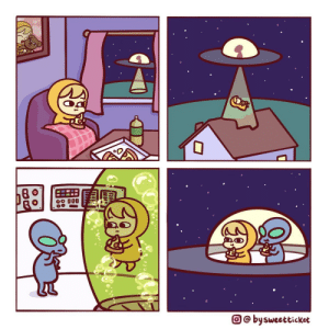 Visitor: O@bysweetticket Visitor [OC]