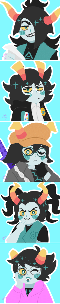 Click, Fam, and Target: o c masked-hybrid: I made some Teal fam icons because they're the best (again feel free to use them just credit me please, also click on them because Tumblr just loves to kill the quality)
