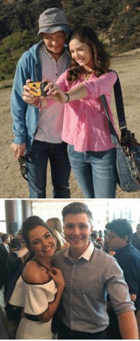 O Christopher Wilde and Jessica Olson From Starstruck Have Reunited