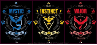 o e TEAM  MYSTIC  TRAINER  TEAM  INSTINCT  TRAINER  www.facebook.c  Wimadragon  TEAM  VALOR  TRAINER ~*~*~POKEMON GO CONTEST~*~*~  Ready for another contest?!?!  UP FOR GRABS: Pokemon GO T-shirts! HOW TO ENTER: Like and comment on this post with your team name! Share the post and you get entered twice!   Good luck everyone! Winner will be announced tonight! -Red