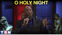 Donnie McClurkin sings one of our favorite Christmas carols of all time! Listen and be BLESSED!: O HOLY NIGHT  T BN Donnie McClurkin sings one of our favorite Christmas carols of all time! Listen and be BLESSED!