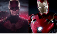 "America, Avengers Age of Ultron, and Captain America: Civil War: o Kevin Feige on adding the Netflix characters to the MCU films:   ""I think it's extremely impressive what Netflix has done and it will be the same answer I always give, which is, 'It all depends on timing.' It all depends on how to do it because I don't think what anybody wants to do is have such important characters show up for one second. Black Panther and Spider-Man to me are the high bar in [Captain America: Civil War] of how you can bring in new characters into something. Vision and Ultron, Wanda and Pietro in [Avengers: Age Of Ultron}. And it takes a lot of screentime, and it takes a lot of work. Infinity War has a lot of people in it already. So it just depends on how we could figure it out."" bit.ly/2e7FACE  (Reilly Johnson)"