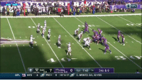 Memes, Nfl, and Best: O NFL  15-5)  NFL nU NYG 6  PHI 0 1ST 8:17  C. WENTZ: 3/4, 32 YDS That's two wins in two starts for @Lj_era8! His BEST plays from #OAKvsBAL! https://t.co/LVM3FcTGN6