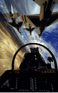 Amazing back seat view from a USAF Thunderbird F-16D!: O  O Amazing back seat view from a USAF Thunderbird F-16D!