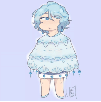 Memes, 🤖, and Jellyfish: O O  ani  The @mob.png I drew your jellyfish oc :3c