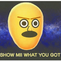 this... speaks to me: O O  SHOW MII WHAT YOU GOT this... speaks to me