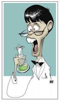 The Nutty Professor.  Jerry Lewis is the subject of my Morning Doodle.: o O The Nutty Professor.  Jerry Lewis is the subject of my Morning Doodle.