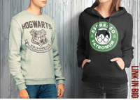Memes, 🤖, and The Link: o  ola NDENI1  RE;  HOGWARTS  A TRO  ONU  UNIVE  /VERS Tag someone who would love these hoodies ! They are available in T-shirts, hoodies and sweatshirts for men and women. You can get yours from the link in my bio 😍