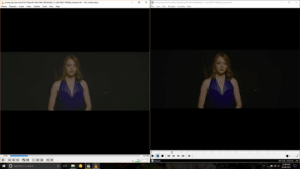 Difference between VLC player and MPC-HC(madvr enabled) player when ...: O Tpe tere t rarch Difference between VLC player and MPC-HC(madvr enabled) player when ...