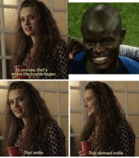 Soccer, Smile, and Damned: o you see, that's  where the trouble began.  That smile.  That damned smile. Everyone loves Kante 😁😂😂 https://t.co/Pa2EwpaLPk