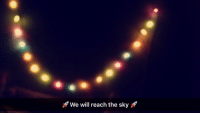 Sky, Reach, and Will: O10  We will reach the sky