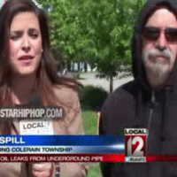 """LMAO THE """"FUCK HER RIGHT IN THE PUSSY"""" GUY IS BACK: STARHIPHOP.COM  LOCA  SPILL  ING COLERAIN TOWNSHIP  OIL LEAKS FROM UNNDERKAOUIND PIPE LMAO THE """"FUCK HER RIGHT IN THE PUSSY"""" GUY IS BACK"""