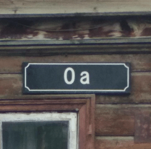 Estonians know how to index streets correctly: Oa Estonians know how to index streets correctly