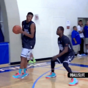 Dennis Smith Jr DESTORYING everyone in 1 v 1 @Dennis1SmithJr @UAassociation https://t.co/hRMeVxvGJX: OBALLISLIFE Dennis Smith Jr DESTORYING everyone in 1 v 1 @Dennis1SmithJr @UAassociation https://t.co/hRMeVxvGJX
