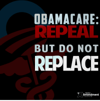 """Memes, Constitution, and Obamacare: OBAMACARE:  BUT DO NOT  REPLACE  TENTHH  Amendment  CENTER Repeal.  Do not replace.    """"Health Care"""" is not a power delegated to the federal government in the #Constitution.  #10thAmendment #Obamacare #repeal #liberty"""