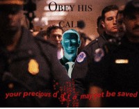 """Reddit, Limited, and Time: OBEY HS  CAL  yourprecious d  our precous d  may yet be saved <p>[<a href=""""https://www.reddit.com/r/surrealmemes/comments/8bhg2r/hurry_our_time_is_limited/"""">Src</a>]</p>"""