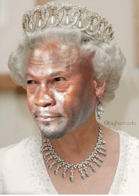 The Queen of England rn...  Credit - @bighurtrocks https://t.co/UZZbnNpFJ0: Obighurtrocks The Queen of England rn...  Credit - @bighurtrocks https://t.co/UZZbnNpFJ0