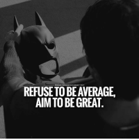Thursday motto from @businessmindset101 🔥 Be sure to follow this guy! 👌: OBUSINESSMINDSET IO1  REFUSETO BE AVERAGE  AIM TO BE GREAT Thursday motto from @businessmindset101 🔥 Be sure to follow this guy! 👌