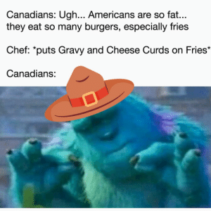 (OC) Don't be mad, I'm Canadian: (OC) Don't be mad, I'm Canadian