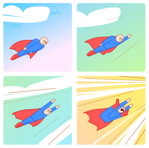 Super, Speed, and  Super Speed: [OC] Super speed