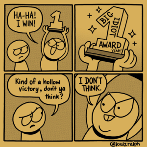 [OC] that's what it takes: [OC] that's what it takes